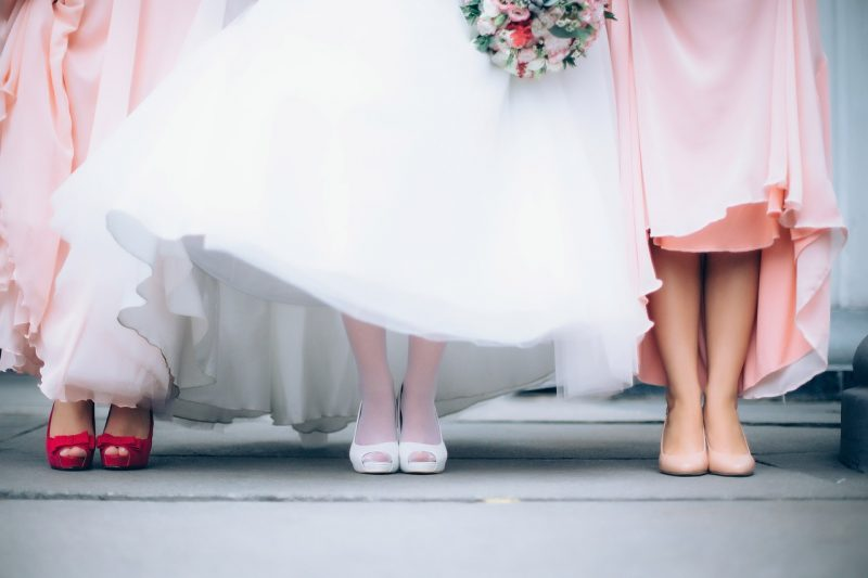 tenue mariage
