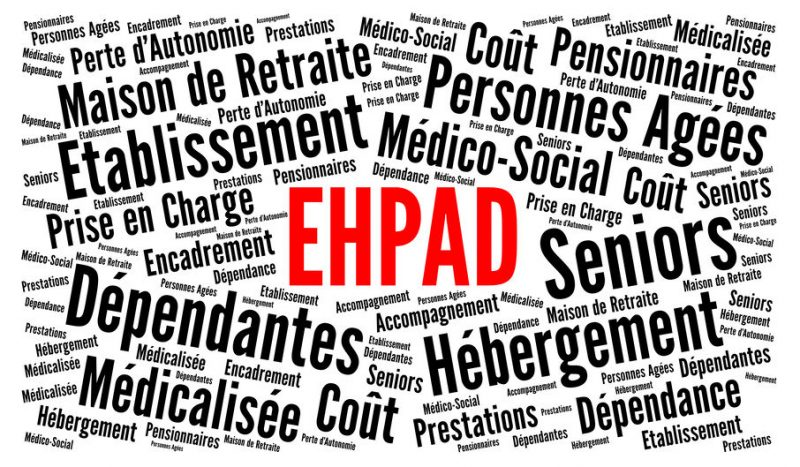 Gestion d'EHPAD