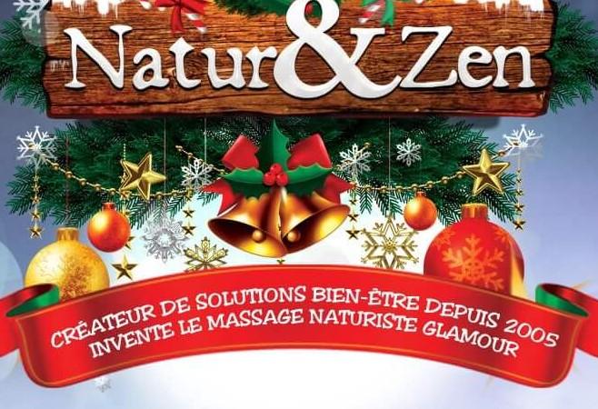 Massage naturiste ou sensuel